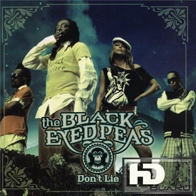 The BLACK EYED PEAS - Dont Lie