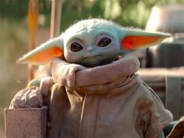 Малыш Йода из сериала «Мандалорец» завоёвывает интернет
