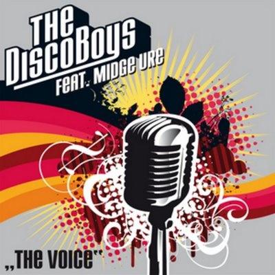 DISCO BOYS - The Voice