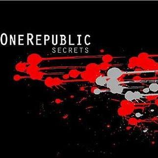 ONE REPUBLIC - Secrets