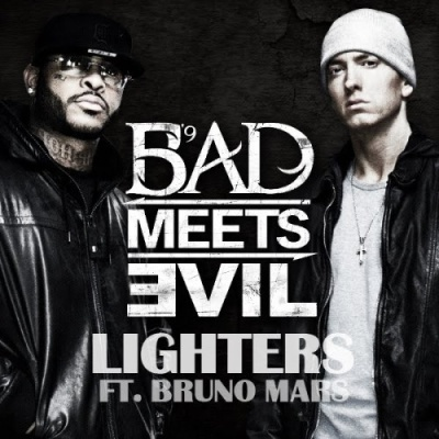 Bruno MARS & BAD MEETS EVIL - Lighters