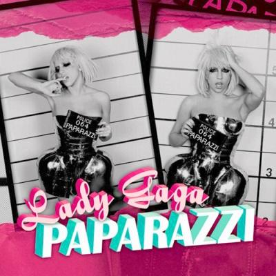 LADY GAGA - Paparazzi