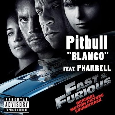 PITBULL ft. PHARRELL - Blanco