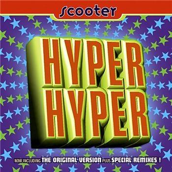 SCOOTER - Hyper Hyper