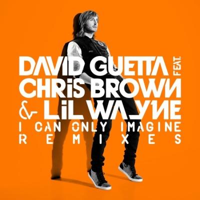 David GUETTA ft. Chris BROWN & LIL WAYNE - I Can Only Imagine