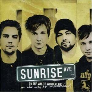 SUNRISE AVENUE - Angels On A Rampage