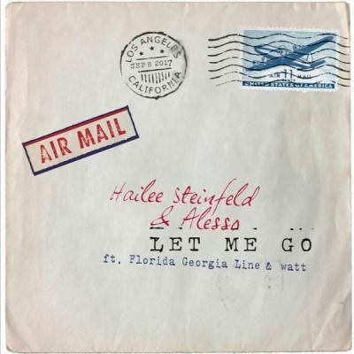 Hailee STEINFELD & ALESSO & FLORIDA GEORGIA LINE - Let Me Go