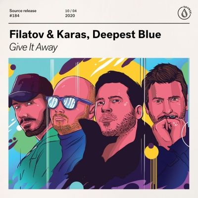 FILATOV & KARAS & DEEPEST BLUE - Give It Away