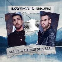 Ilkay SENCAN - All The Things She Said