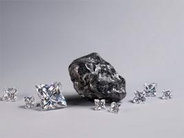 Louis Vuitton приобрёл второй крупнейший в мире необработанный алмаз