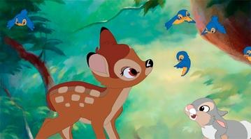Disney готовит кино-ремейк мультфильма «Бэмби»