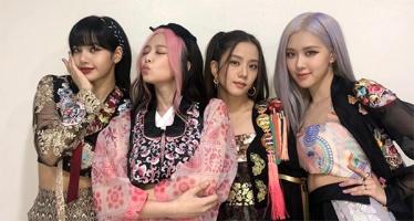 Женская k-pop группа BLACKPINK творит историю на YouTube