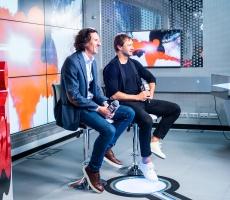 2020 - Алексей Смертин, Дмитрий Сычёв на Радио ENERGY