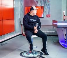2021 - Imanbek на Радио ENERGY