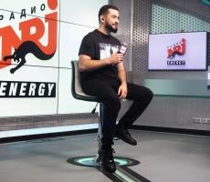 2021 - JANAGA на Радио ENERGY